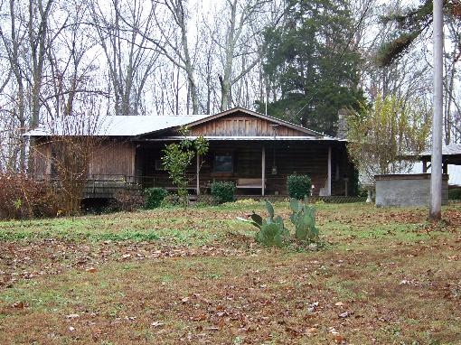 Mississippi landsource properties land for sale in for Log cabin builders in alabama
